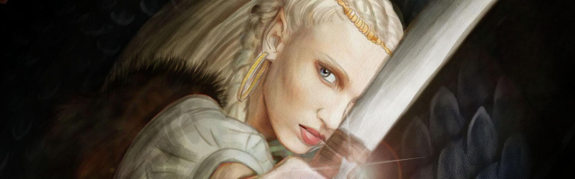 Sbatti l'elfa in copertina