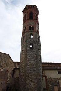 torre medievale foto