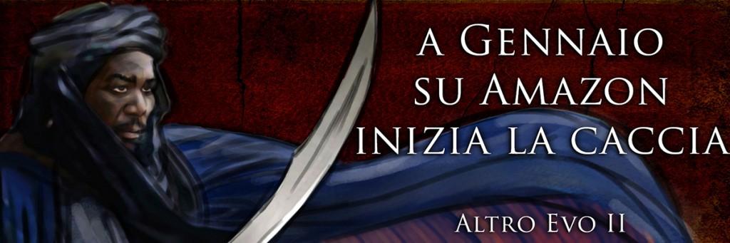 Altro Evo 2 ebook fantasy Kafra il magnifico
