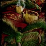 tè con drago - altro evo racconti fantasy
