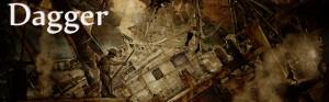 Dagger cimitero delle navi di Melekesh
