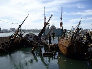 Dagger cimitero delle navi