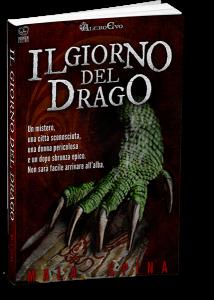 maquette di promozione Il giorno del drago