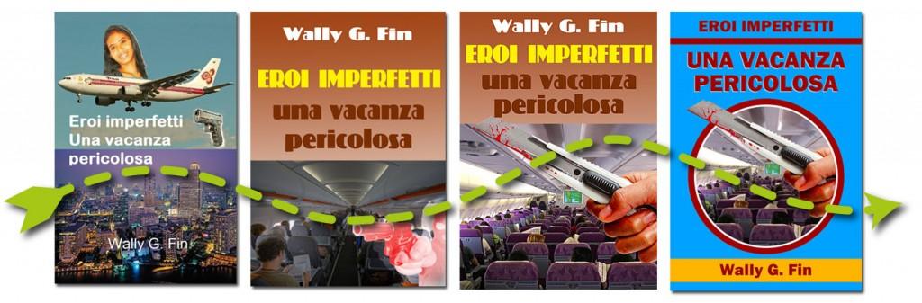 Copertine Wally Eroi imperfetti evoluzione