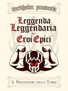 ebook leggenda leggendaria degli eroi epici di Nerdheim
