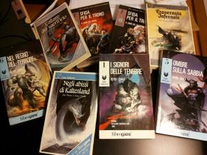 libri game in cantina, i sopravvissuti