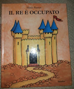 libro game Ramos il re è occupato