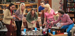 """The Love Spell Potential"" When the girls trip to Vegas falls through, the guys invite them to play Dungeons & Dragons, causing Sheldon and Amy relationship to take an unexpected turn, on THE BIG BANG THEORY"