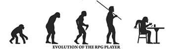 Scrivere e giocare di ruolo, evoluzione del giocatore di GDR