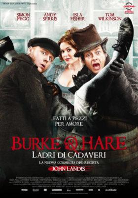 Burke & Hare, ladri di cadaveri horror gotico vittoriano