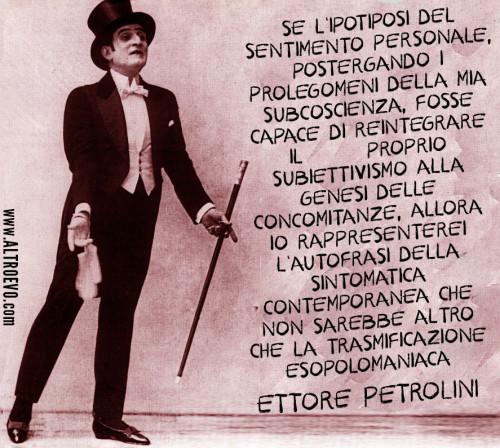 Ettore Petrolini il nonno della supercazzola book marketing, Fuori in 10 secondi: come scrivere la sinossi per gli store