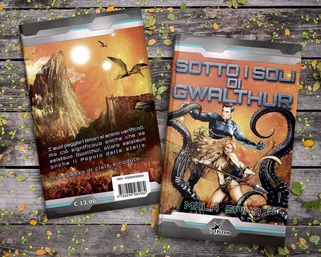 Sotto i Soli di Gwalthur Space Opera Planetary Romance Sword and planet