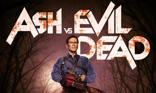 zombie Ash Vs Evil dead