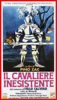 Il cavaliere inesistente copertina