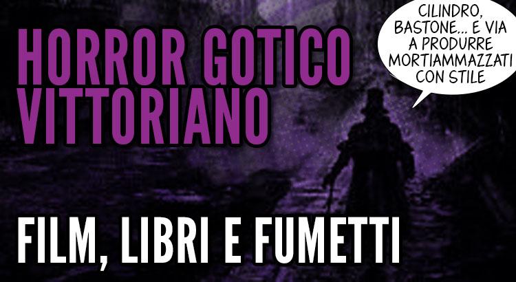 Horror Gotico vittoriano