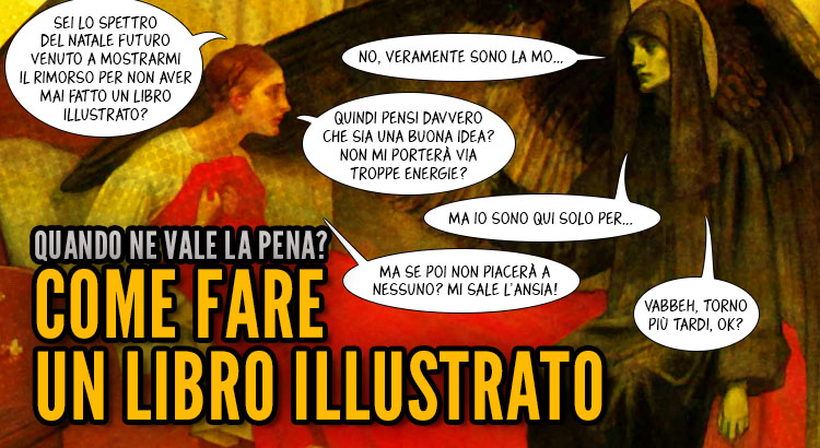 Come fare un libro illustrato