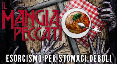 Il Mangia Peccati, Romanzo Horror Black Comedy nella Toscana delll'800