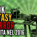 ebook fantasy e horror 2016