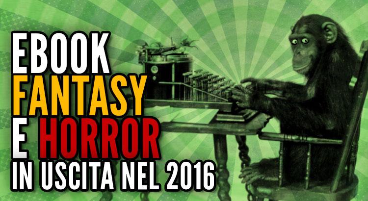 ebook fantasy e horror 2016
