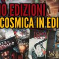 Cosmo Edizioni Editore miniserie fumetti