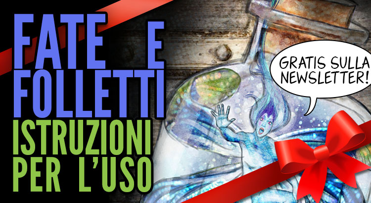 Fate e Folletti istruzioni per l'uso scaricare Ebook gratis download Fantasy Horror Sword and Sorcery