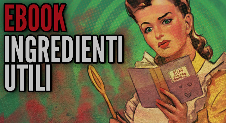 Ebook, ingredienti utili, come suddividere un ebook