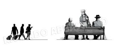 Creare la copertina di un libro, Baby Boomers, Mario Pacchiarotti, Riccardo Abbasciano