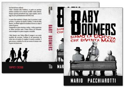 Creare la copertina di un libro, Baby Boomers, Mario Pacchiarotti