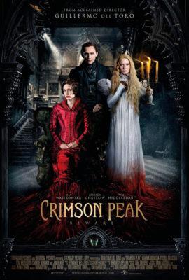 Crimson Peak Horror gotico Vittoriano