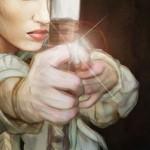 Sbatti l'elfa in copertina, il dito sbagliato