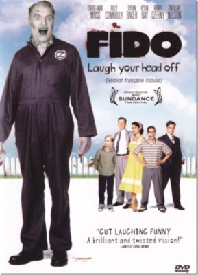 Fido - Film di zombie che fanno ridere, commedie nere horror