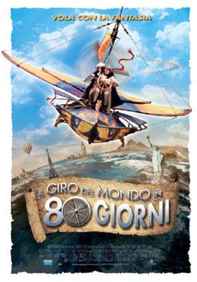 Il Giro del Mondo in 80 giorni - Steampunk in libri, fumetti, film e audiolibri