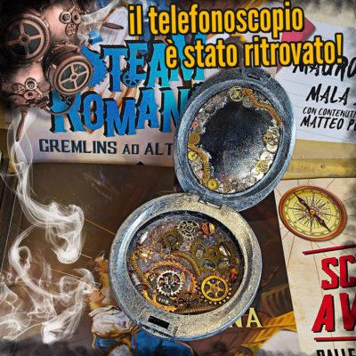 Gremlins ad alta quota, cosplay del Telefonoscopio di Giulietta