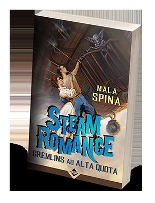 Gremlins ad alta quota, Librogame steampunk