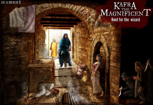 Kafra the Magnificent, Hunt for the wizard ebook