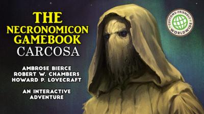 Kickstart e The Necronomicon Gamebook - Crowdfunding editoriali, il tuo progetto lo finanziano i fan