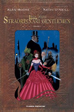 La Lega degli Straordinari Gentlemen Steampunk in libri, fumetti, film e audiolibri