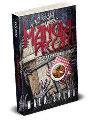 Lucca Comics and Games 2017 Il Mangia Peccati romanzo horror, grottesco, commedia nera