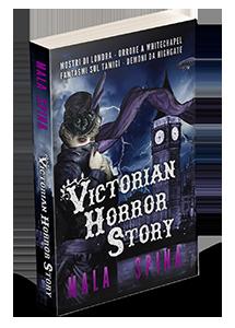 Victorian Horror Story Raccolta paperback