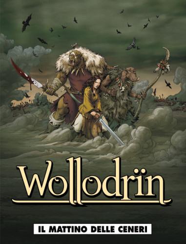 Wollodrin Cosmo Edizioni Editore miniserie fumetti