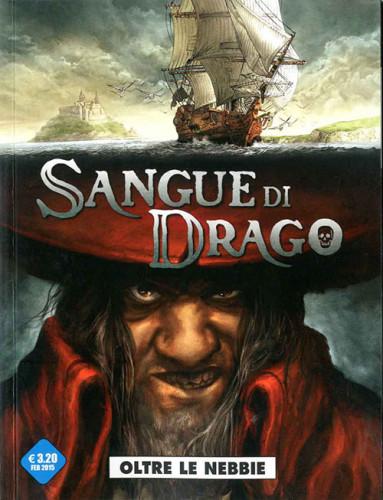 Sangue di Drago Cosmo Edizioni Editore miniserie fumetti