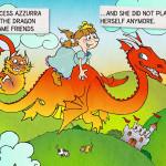 Violazione del copyright su un innocente libro per bambini