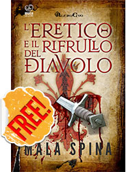 L'Eretico e il Rifrullo del Diavolo Ebook gratis download Fantasy Horror Sword and sorcery medievale Ebook gratis download Fantasy Horror