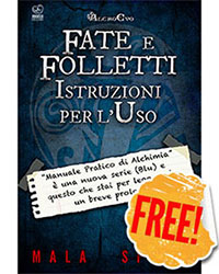 Fate e Folletti istruzioni per l'uso Ebook gratis download Fantasy Horror Sword and Sorcery