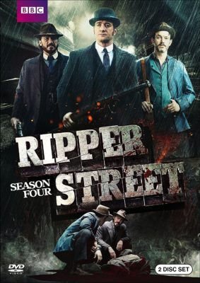 Ripper Street, telefilm, Orrore e weird nell'ottocento, audiolibri, telefilm, film e libri