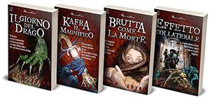 Scrivere una saga come Victorian Horror Story Altro Evo Sword and Sorcery ebook amazon kindle