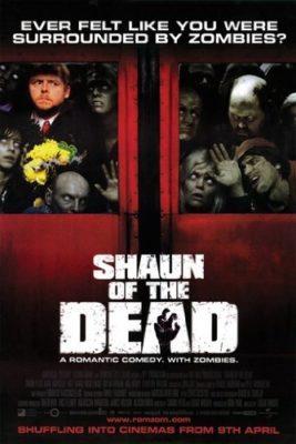 Shaun Of the Dead - film di zombie che fanno ridere - film horror commedia zombie