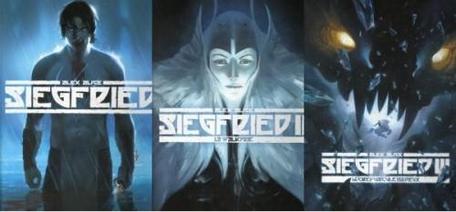 Siegfried alex alice Panini Comics