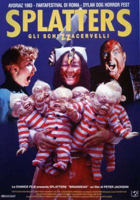 Splatters - Film di zombie che fanno ridere, commedie nere horror