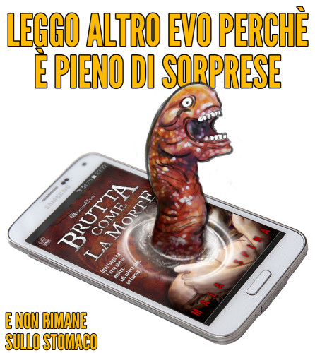 Altro Evo selfpublishing